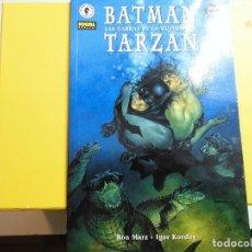 Cómics: BATMAN LAS GARRAS DE LA MUJER GATO BATMAN NORMA. Lote 195525283