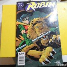Cómics: ROBIN ZINCO BUSCANDO PISTAS. Lote 195525316