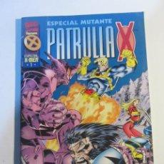 Cómics: PATRULLA X - ESPECIAL MUTANTE Nº 1 FORUM MUCHOS MAS A LA VENTA MIRA TUS FALTAS CX44. Lote 195541215
