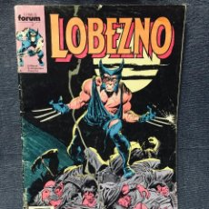 Cómics: COMICS FORUM LOBEZNO MARVEL N 1 26X17CMS. Lote 195550741