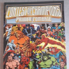 Comics: CONTEST OF CHAMPIONS. PRIMER COMBATE. Lote 195559056