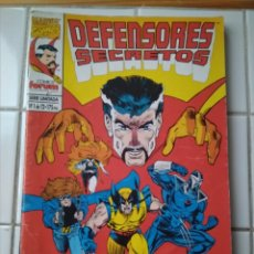 Cómics: DEFENSORES SECRETOS FORUM, NÚMEROS: 1, 2, 3, 4, 6, 8. Lote 195574853
