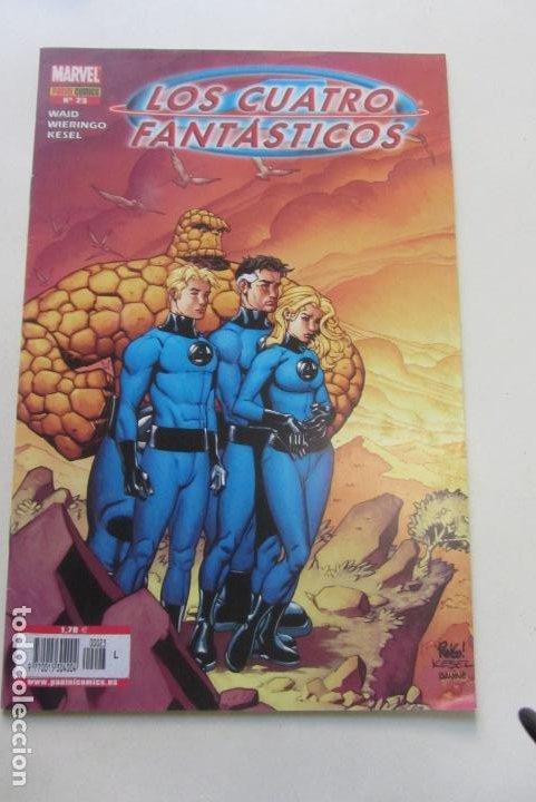 LOS 4 FANTASTICOS VOL. 5 Nº 23 BUEN ESTADO FORUM MUCHOS MAS ALA VENTA MIRA FALTAS CX44 (Tebeos y Comics - Forum - 4 Fantásticos)