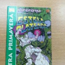 Cómics: ESTELA PLATEADA EXTRA PRIMAVERA 1991 - LIFEFORM #4. Lote 195580092