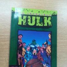 Cómics: HULK COLECCIONABLE #40. Lote 195580116