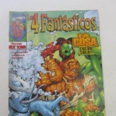 Comics: LOS 4 FANTÁSTICOS VOL 3 Nº 6 HEROES RETURN FORUM BUEN ESTADO MUCHOS MAS A LA VENTA MIRA FALTAS CX44. Lote 195608443