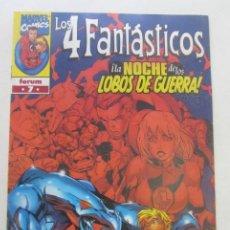 Comics: LOS 4 FANTÁSTICOS VOL 3 Nº 7 HEROES RETURN FORUM BUEN ESTADO MUCHOS MAS A LA VENTA MIRA FALTAS CX44. Lote 195608532
