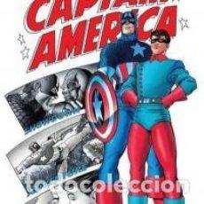 Cómics: LAS AVENTURAS DEL CAPITÁN AMÉRICA 1-4 COMPLETA EXCELENTE. Lote 195638108