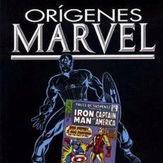 Cómics: CAPITÁN AMÉRICA ORÍGENES MARVEL. Lote 195638992