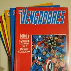 Cómics: LOS VENGADORES HEROES RETURN VOL 3 RETAPADO TOMOS 1 2 3 4 5 6 7 - 1 A 35 - MARVEL FORUM GEORGE PEREZ. Lote 195674025