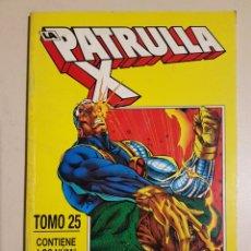 Cómics: LA PATRULLA-X RETAPADO TOMO 25 - 156 157 158 159 - MARVEL FORUM. Lote 195675962