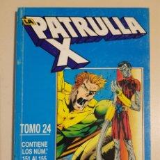 Cómics: LA PATRULLA-X RETAPADO TOMO 24 - 151 152 153 154 155 - MARVEL FORUM. Lote 195676000
