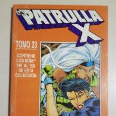Cómics: LA PATRULLA-X RETAPADO TOMO 23 - 146 147 148 149 150 - MARVEL FORUM. Lote 195676120