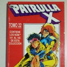 Cómics: LA PATRULLA-X RETAPADO TOMO 22 - 141 142 143 144 145 - MARVEL FORUM. Lote 195676173
