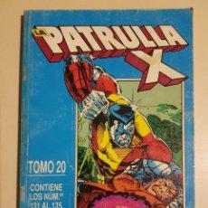 Cómics: LA PATRULLA-X RETAPADO TOMO 20 - 131 132 133 134 135 - MARVEL FORUM. Lote 195676486