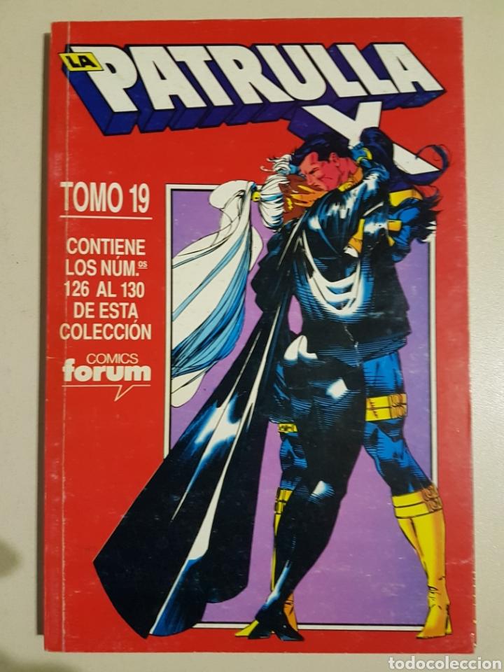 LA PATRULLA-X RETAPADO TOMO 19 - 126 127 128 129 130 - MARVEL FORUM (Tebeos y Comics - Forum - Retapados)
