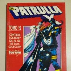 Cómics: LA PATRULLA-X RETAPADO TOMO 19 - 126 127 128 129 130 - MARVEL FORUM. Lote 195676527