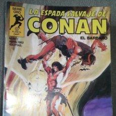 Comics : LA ESPADA SALVAJE DE CONAN - 1ª EDICIÓN (NÚMEROS 1 AL 31). Lote 195699283