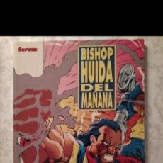 Cómics: BISHOP HUIDA DEL MAÑANA. Lote 195768508