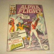 Cómics: ALPHA FLIGHT , RETAPADO, CONTIENE 5 NUMEROS, DEL 27 AL 31. Lote 195932911