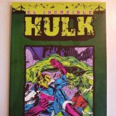 Cómics: EL INCREIBLE HULK - 34 - COLECCIONABLE - FORUM PLANETA. Lote 196022710