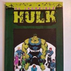 Cómics: EL INCREIBLE HULK - 36 - COLECCIONABLE - FORUM PLANETA. Lote 196022800