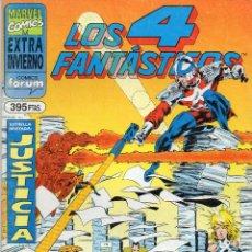 Cómics: LOS 4 FANTASTICOS - ESPECIAL INVIERNO - LOS 4F CONTRA LOS GUARDIANES DE LA BUROCRACIA. Lote 196103717