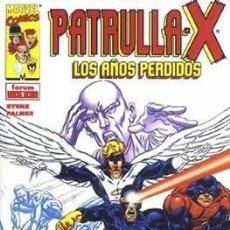 Cómics: LA PATRULLA X LOS AÑOS PERDIDOS - COLECCIÓN COMPLETA 22 NÚMEROS - FORUM JOHN BYRNE. Lote 196116987