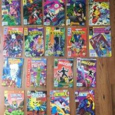 Cómics: COMICS DE FORUM, DC, MARVEL Y BOOKS , 31 COMICS. Lote 196149508