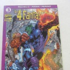 Comics: LOS 4 FANTÁSTICOS VOL 4 Nº 3 FORUM CARLOS PACHECO MUCHOS MAS A LA VENTA, MIRA TUS FALTAS CX44. Lote 196243600