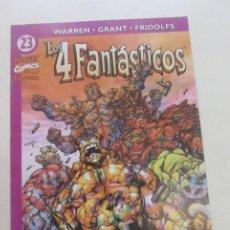 Fumetti: LOS 4 FANTÁSTICOS VOL 4 Nº 23 FORUM MUCHOS MAS A LA VENTA, MIRA TUS FALTAS CX44. Lote 196244598
