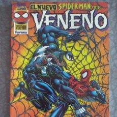 Cómics: FORUM - TOMO EL NUEVO SPIDERMAN VS VENENO NUM.1 . DUELO DE ARAÑAS. Lote 196282085