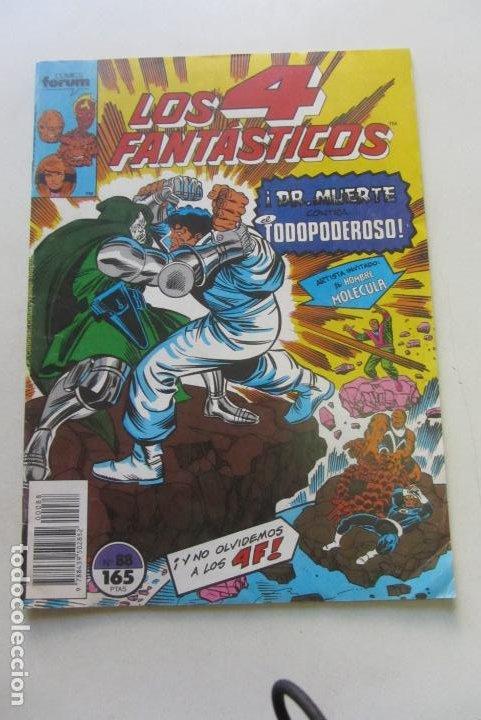 LOS 4 FANTÁSTICOS VOL I Nº 88 FORUM MUCHOS MAS A LA VENTA, MIRA TUS FALTAS CX44 (Tebeos y Comics - Forum - 4 Fantásticos)