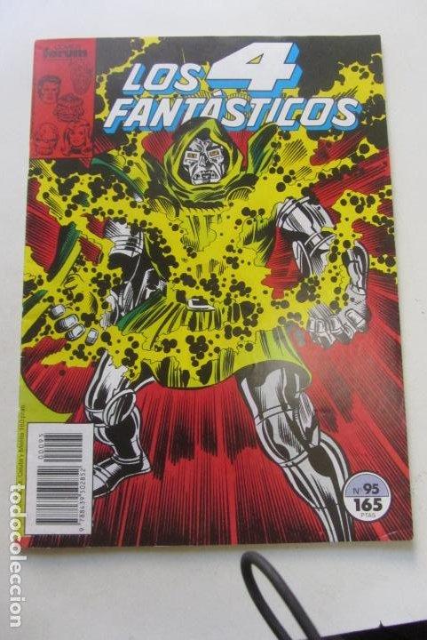 LOS 4 FANTÁSTICOS VOL I Nº 95 FORUM MUCHOS MAS A LA VENTA, MIRA TUS FALTAS CX44 (Tebeos y Comics - Forum - 4 Fantásticos)