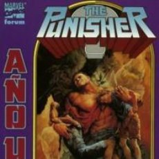 Cómics: PUNISHER AÑO UNO. Lote 196367441
