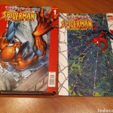 Cómics: ULTIMATE SPIDERMAN.14 NUMEROS + ESPECIAL 2003. FORUM. Lote 196386296