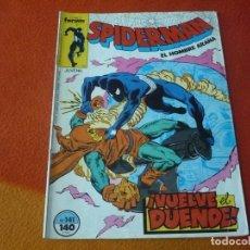 Cómics: SPIDERMAN VOL. 1 Nº 141 MARVEL FORUM. Lote 196621336