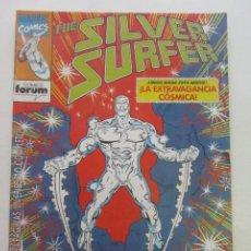 Cómics: THE SILVER SURFER VOL II Nº 4 - ESTELA PLATEADA - FORUM - CX44. Lote 215938083