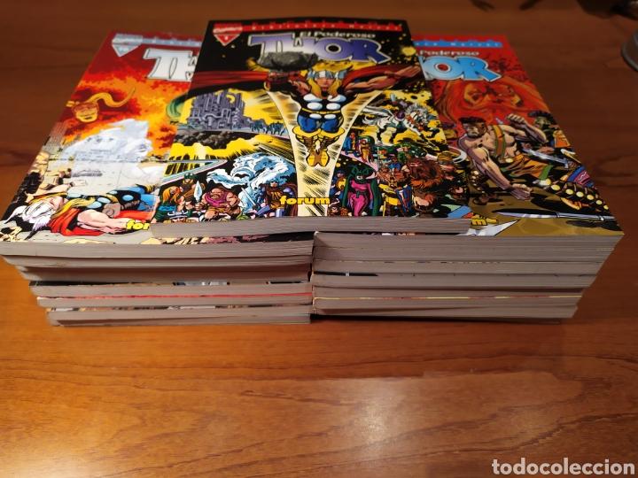 Cómics: El Poderoso Thor. Volum 1 al 17. Excelsior biblioteca. Forum - Foto 2 - 196648558