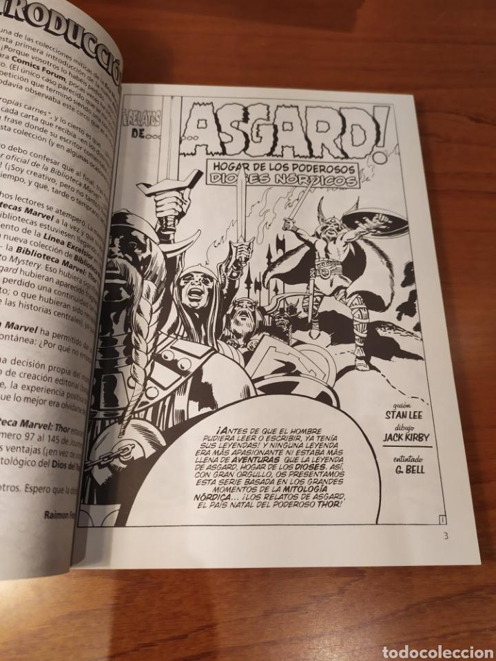Cómics: El Poderoso Thor. Volum 1 al 17. Excelsior biblioteca. Forum - Foto 4 - 196648558