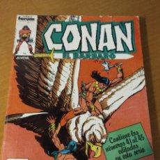 Cómics: CONAN EL BARBARO - RETAPADO CON NÚMEROS DEL 41 AL 45. Lote 196651355