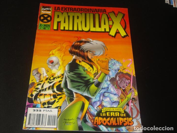 LA EXTRAORDINARIA PATRULLA X # 4 (Tebeos y Comics - Forum - Patrulla X)