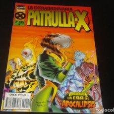 Comics : LA EXTRAORDINARIA PATRULLA X # 4. Lote 196670046