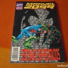 Cómics: MARVEL 2099 Nº 4 ( PETER DAVID ) ¡MUY BUEN ESTADO! SPIDERMAN RAVAGE PUNISHER DOCTOR MUERTE FORUM. Lote 196921957