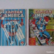 Cómics: CAPITAN AMERICA - Nº 19 Y 20. Lote 196925145