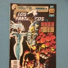 Cómics: WHAT IF... PRESENTA Nº 2: LOS 4 FANTÁSTICOS «HERENCIA MORTÍFERA» - ED. FORUM. Lote 196929576