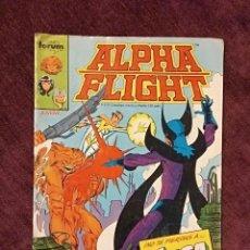 Cómics: ALPHA FLIGHT VOL. 1 Nº 16 - ED. FORUM 1986. Lote 196931831
