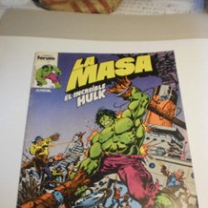 Cómics: LA MASA. EL INCREÍBLE HULK Nº 3 COLOR 1983 (BUEN ESTADO). Lote 197059790