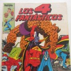 Fumetti: 4 FANTASTICOS VOL. 1 Nº 30 FORUM MUCHOS MAS A LA VENTA MIRA TUS FALTAS E8. Lote 197123772