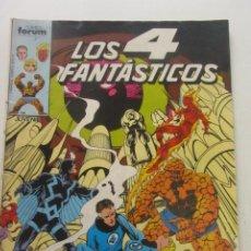 Fumetti: 4 FANTASTICOS VOL. 1 Nº 29 FORUM MUCHOS MAS A LA VENTA MIRA TUS FALTAS E8. Lote 197124586